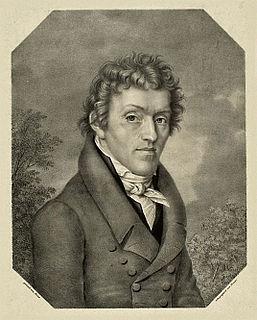 Georg Friedrich Creuzer German philologist and archaeologist (1771-1858)