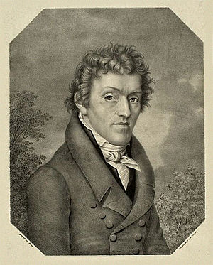 Georg Friedrich Creuzer - Image: Carl Roux Georg Friedrich Creuzer