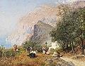 Carl Wuttke Prozession auf Capri 1893.jpg