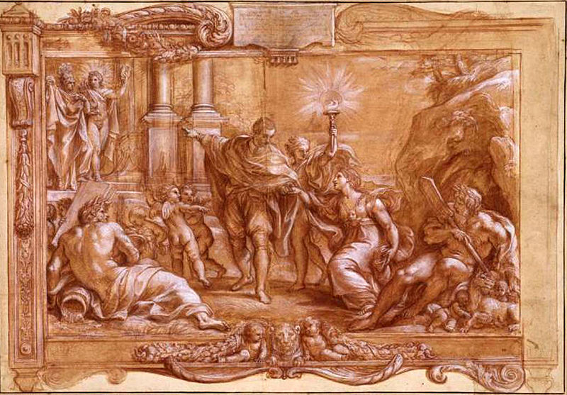 File:Carlo Maratta, Allegoria di Annibale Carracci.jpg