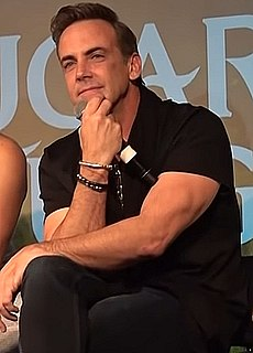 Carlos Ponce Puerto Rican actor and musician