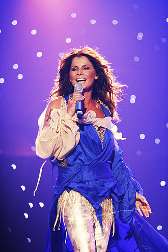 Sweden in the Eurovision Song Contest - Image: Carola Eurovision © Per Ingar Nilsen
