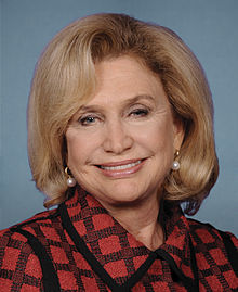 Rep. Carolyn Maloney (D)