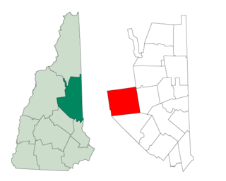 Sandwich, New Hampshire Town in New Hampshire, United States