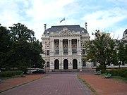 Archivo:Casa de Gobierno de La Plata.jpg. Tamaño de esta previsualización: . casa de gobierno de la plata