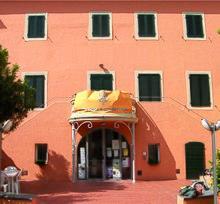 Villa Rasponi Viale Righi Firenze