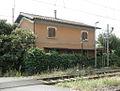 Casaletto Vaprio casello staz lato ferrovia.JPG