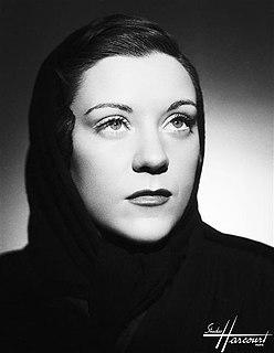 María Casares 1922-1996 Spanish-French actress