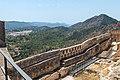 Castell de Xàtiva Castell Menor Muralla.jpg