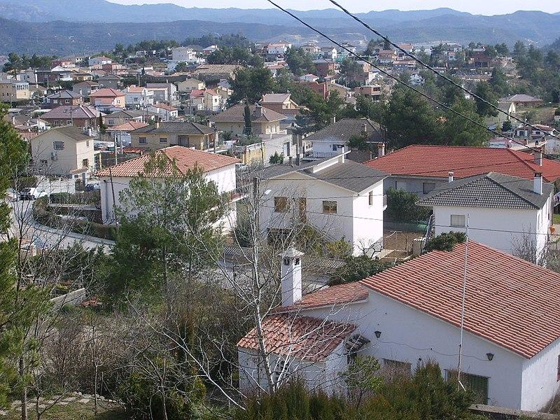 Vista de Castellgalí