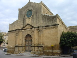 Castelvetrano - Mother Church