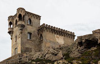 Tarifa - Castle of St Catalina.