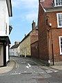 Castle Street meets Church Street, Framlingham - geograph.org.uk - 1934131.jpg