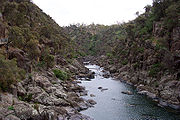 Cataract Gorge, near Launceston