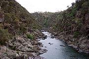Cataract Gorge, near Launceston