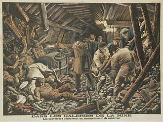 Courrières mine disaster - Courrieres Mine disaster.