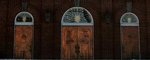 Saint Thomas Aquinas Cathedral - Image: Cathedral Doors
