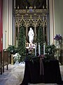 Cathedral of Saint Patrick interior - Norwich, Connecticut 05.jpg