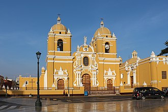 Cathedral Basilica of St. Mary (Trujillo, Peru) - Trujillo Cathedral