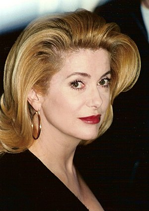 Catherine Deneuve - Deneuve in 1995