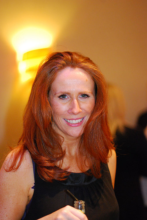 Catherine Tate Jo Glover Charity
