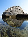 Cave di Età Romana di Capo Testa viste dall'acqua 01.jpg