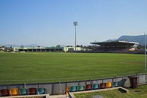 Cazaly's Stadium - Image: Cazaly's Stadium