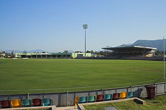 Cazaly's Stadium - Cazaly's Stadium