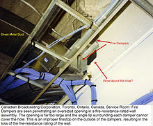 Fire damper - Wikipedia