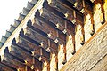 Cedar roof carvings at the Ben Youssef Madrassa, Marrakech, Morocco - panoramio (1).jpg