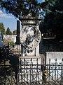 Cemetery, Szíjártó grave †1903, 2018 Dombóvár.jpg