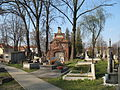 Cemetery in Mogiła by Maire 4.jpg
