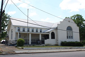 National Register of Historic Places listings in Mobile County, Alabama - Image: Central Core Historic District