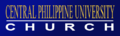 Central Philippine University Church Banner (Official).png