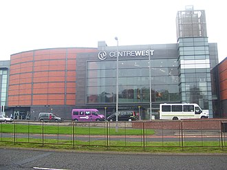 East Kilbride Shopping Centre - Centre West