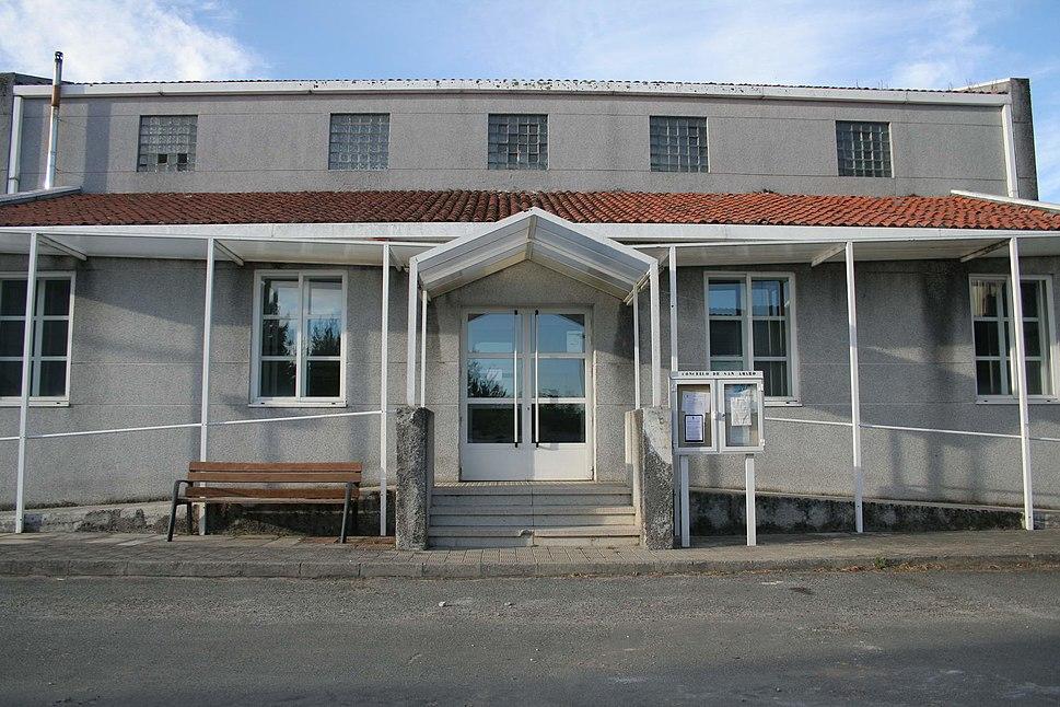 Centro de Saúde de San Amaro