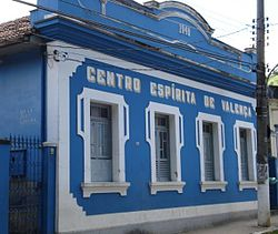 Centro espírita emValença, noRio de Janeiro.