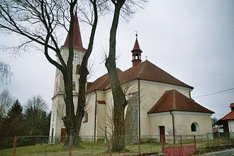 Cetoraz - Saint Wenceslaus Church