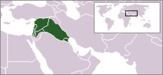 Book of Habakkuk - The Chaldean Empire around 600 BC.