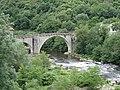 Chalencon (Ardèche, Fr) Pont de Chervil sur l'Eyrieux, 1.JPG