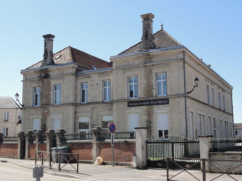Chamouilley (Haute-Marne) écoles