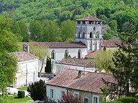 Chancelade abbaye 1.JPG