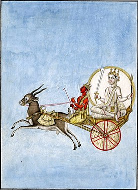 Chandra on chariot.jpg