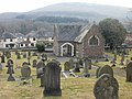 Chapel, Risca Old Cemetery - geograph.org.uk - 1759269.jpg