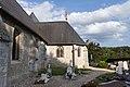 Chapelle sud de l'église Saint-Julien (Saint-Julien-sur-Calonne, Calvados, France).jpg