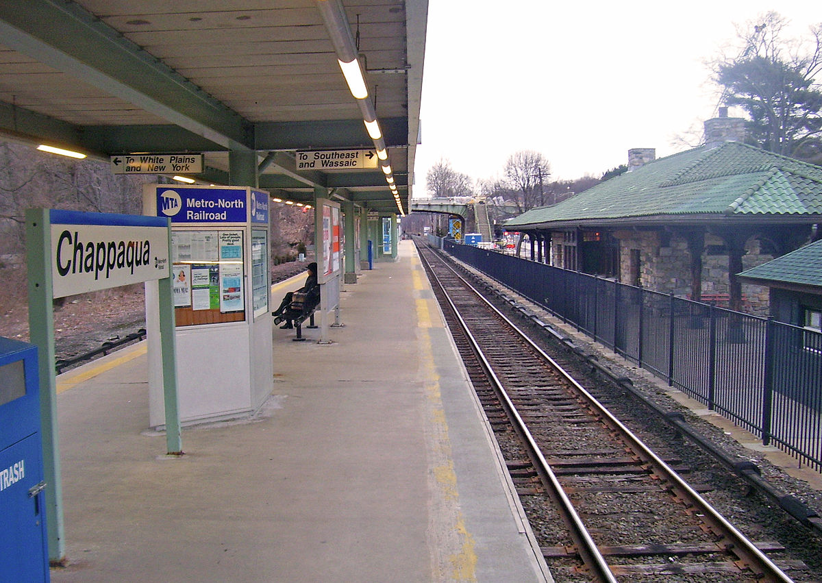 Chappaqua Metro North Station Wikipedia