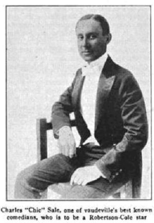 "Charles ""Chic"" Sale - Motion Picture News (1919)"