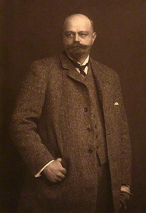 Charles Mewès - Portrait of Charles Frédéric Mewès, c. 1906
