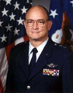 Charles H. Roadman II Surgeon General of the United States Air Force