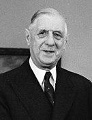 Charles de Gaulle -  Bild